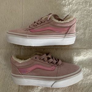 Girls Brand New Vans